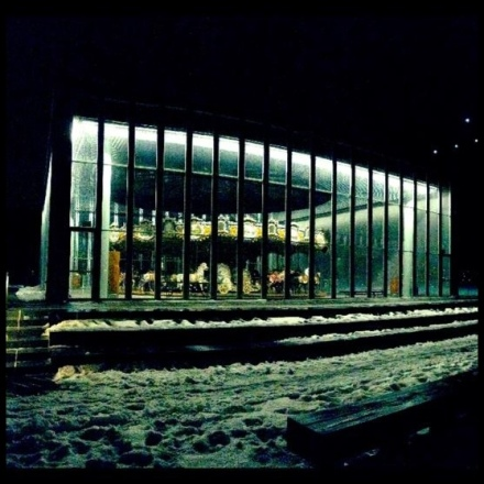 Jane's Carousel, Brooklyn Bridge Park, 2013