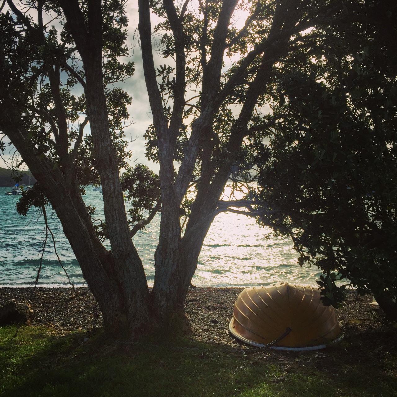 Waiheke Island, Matiatia Bay